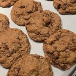 Paleo-Friendly Chocolate Chip Cookies